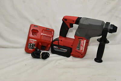"""Milwaukee 2712-20 M18 FUEL 1"""" SDS Plus Rotary Hammer DRILL With 1- 9.0Ah battery"""