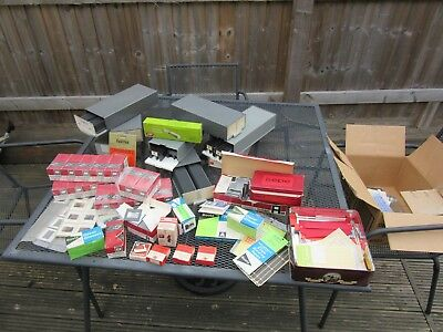 Job Lot Of Camera Slide Trays Slide Holders Screen Pointer Mostly New Old Stock