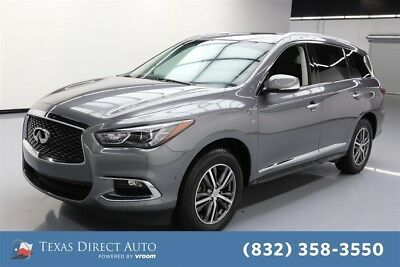2017 Infiniti QX60  Texas Direct Auto 2017 Used 3.5L V6 24V Automatic AWD SUV Premium