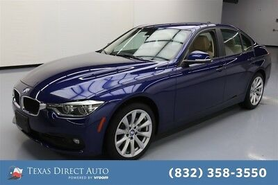 2018 BMW 320 320i Texas Direct Auto 2018 320i Used Turbo 2L I4 16V Automatic RWD Sedan Premium