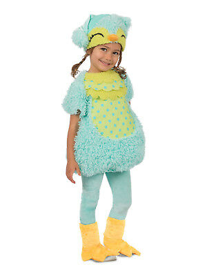 Edward the OWL Costume Princess Paradise Baby 6 9 12 18 24 mo 2T 3T 4T 3 4 5 6 8