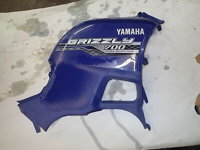 2014 Yamaha Grizzly 700 FI Right Side Cover 1HP-F1721-10-00 (OPS1033)