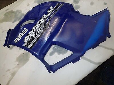 2014 Yamaha Grizzly 700 FI Left Side Cover 1HP-F1711-10-00 (OPS1033)