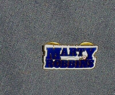 Marty Robbins  - Vintage Official Pin
