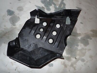 2014 Yamaha Grizzly 700 FI Left side Footwell 1HP-F7453-00-00 (OPS1033)