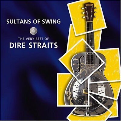 Audio Cd Dire Straits - Sultans Of Swing - The Very Best Of