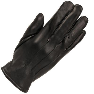 Wilsons Leather Mens Fleece Lined Driving Glove W/ Forchettes