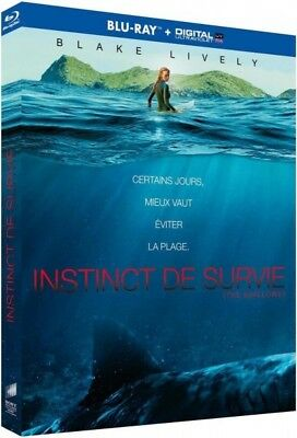 Instinct De Survie - Blu Ray