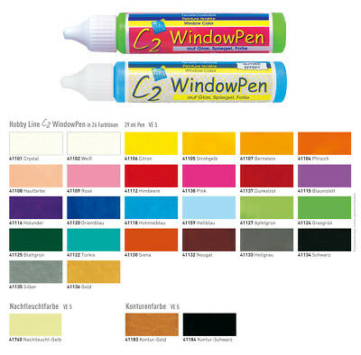 Window Color Pen SALE