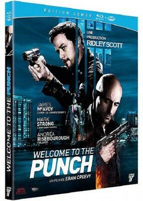 Welcome to the punch COMBO DVD + BLU-RAY NEUF SOUS BLISTER