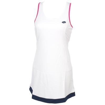 dress tennis Lotto Piper dress tennis 2015 White 33936 - New