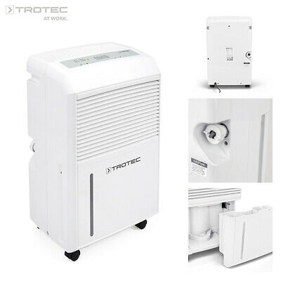 TROTEC TTK 90 E Déshumidificateur d'air jsq. 30 l/J