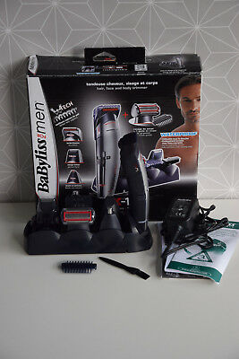 BaByliss X-10 Hair Clipper for Hair and Body Face Professional Blades Neu