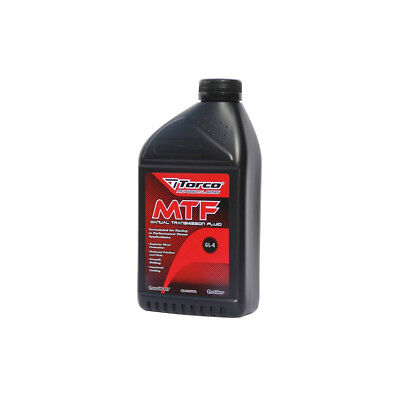 Torco Mtf Manual Transmission Fluid Performance Gearbox Oil