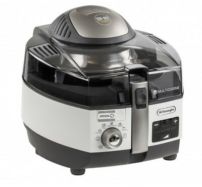 DeLonghi Fritteuse MultiFry Extra Chef Plus Heißluftfritteuse FH1396