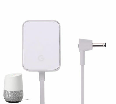 New Original AC Charger Power Adapter for Google Home - Power Supply Cable Cord