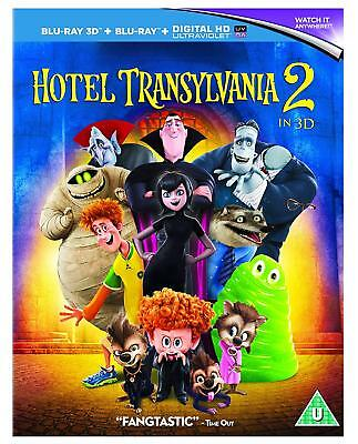 Hotel Transylvania 2 [3D + 2D Blu-ray + Digital HD] EXCLUSIVE GIFT WRAP OPTIONS!