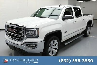 2016 GMC Sierra 1500 SLT Texas Direct Auto 2016 SLT Used 5.3L V8 16V Automatic RWD Pickup Truck OnStar