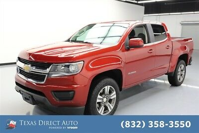 2016 Chevrolet Colorado 4WD LT Texas Direct Auto 2016 4WD LT Used 3.6L V6 24V Automatic 4WD Pickup Truck OnStar