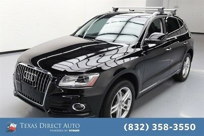 2017 Audi Q5 Premium Plus quattro Texas Direct Auto 2017 Premium Plus quattro Used Turbo 2L I4 16V Automatic AWD