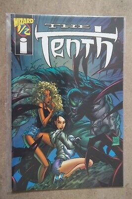 Wizard Image Comic  The Tenth #1/2 with COA Certificate of Authenticity