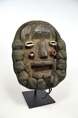 A We Peoples fetish Mask, African mask, African Art