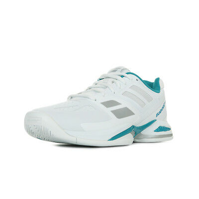 Chaussures Babolat femme Propulse Team AC Wn's Tennis taille Blanc Blanche