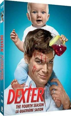 Dexter: Season 4 [DVD] NEW!