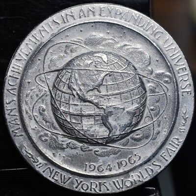 1964-1965 New York Worlds Fair 300th Anniversary Of The Founding Of NYC