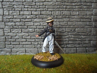 Painted Metal 28mm Perry Miniatures Napoleonic British Naval Officer #3