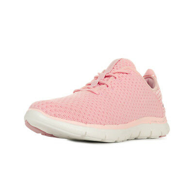 Baskets Little Taille Blanc Prima Chaussures Bow Skechers Femme Bqww6x