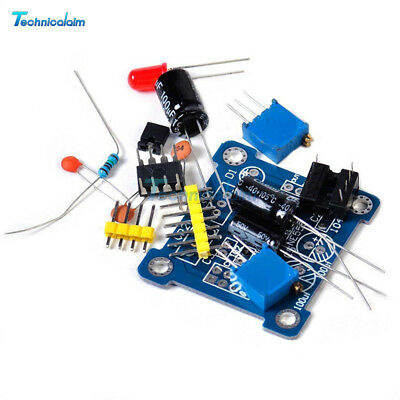 NE555 Frequency Duty Cycle Adjustable Module DIY Kit Pulse Generator