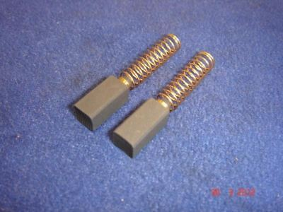 Pair of Replacement Carbon Brushes for Black & Decker 376143