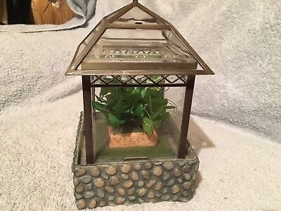 Indoor Water Feature, Fountain,  Battery Operated