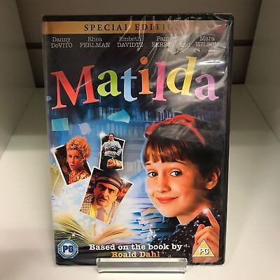 Matilda: Special Edition DVD - New and Sealed Fast and Free Delivery