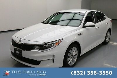 2016 KIA Optima LX Texas Direct Auto 2016 LX Used 2.4L I4 16V Automatic FWD Sedan Premium