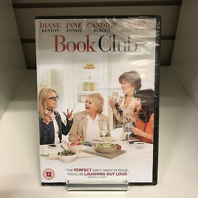 Book Club DVD - New and Sealed Fast and Free Delivery