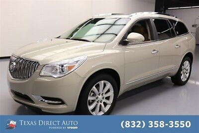 2014 Buick Enclave Premium Texas Direct Auto 2014 Premium Used 3.6L V6 24V Automatic AWD SUV Bose OnStar