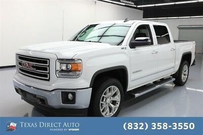 2015 GMC Sierra 1500 SLT Texas Direct Auto 2015 SLT Used 5.3L V8 16V Automatic 4WD Pickup Truck Bose