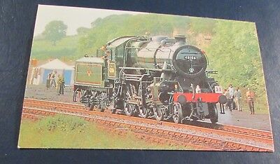 Postcard..<Steam Locomotive>LONDON MIDLAND & SCOTTISH  RAILROAD--<#43106>