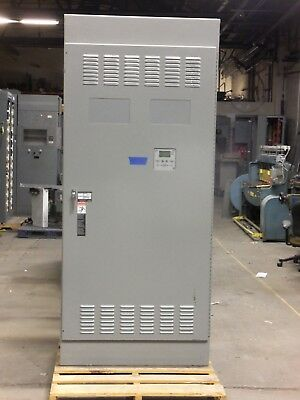 Asco Emerson 1200 Amp Automatic Transfer Switch ATS 480v 277v 3 Phase Pole