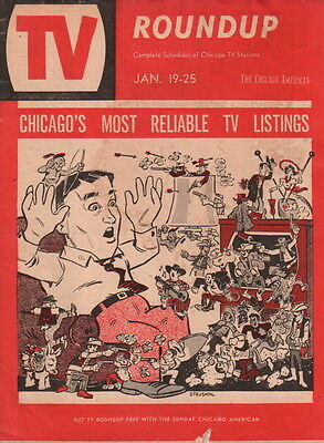 Local Chicago TV Magazine  N1011