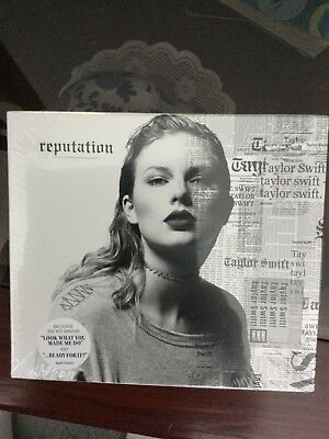 2 for 1 deal - Brand New - Reputation by Taylor Swift CD