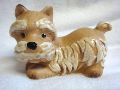 VINTAGE Adorable & Small NORWICH TERRIER  #A-232