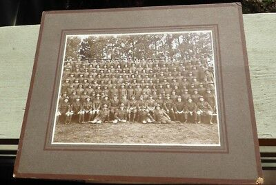 New Zealand ANZAC Common Wealth WW1 Cabinet Card Photograph