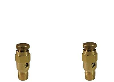 "Vacuum Pump Drain Valve, Will Fit All Models with 1/8"" NPT"