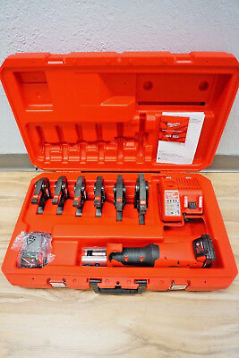Brand New Milwaukee 2773-22 M18 6 Jaws 1/2 In.-2 In. Force Logic Press Tool Kit