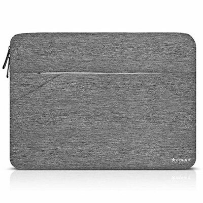 Laptop Sleeve 13.3 inch,Egiant Slim Water-Resistant Notebook Case Bag Compatible