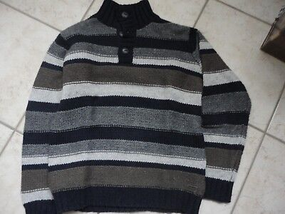 Pull avec col Okaidi taille 10 ans TBE