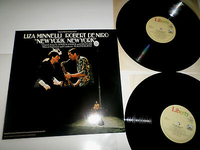 Various - New York, New York - Ost - 2 Lp